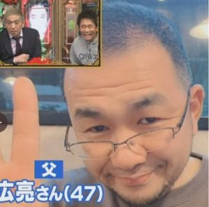 村重杏奈 父親