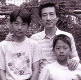 小泉進次郎 子供時代