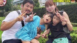 田中史朗 嫁 子供