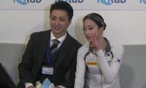 ユヨン フィギュア コーチ