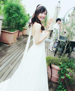 松本まりか 結婚
