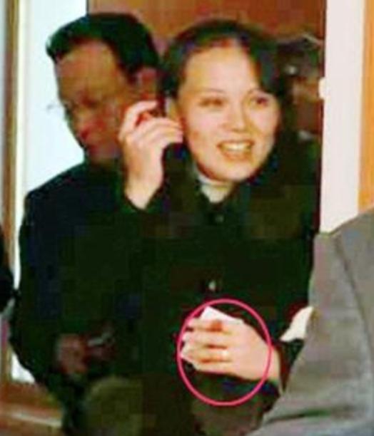 金与正 キムヨジョン 夫 旦那 結婚 子供