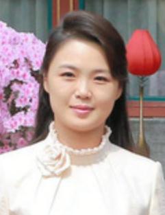 金正恩 嫁 李雪主リソルジュ かわいい 子供3人 画像