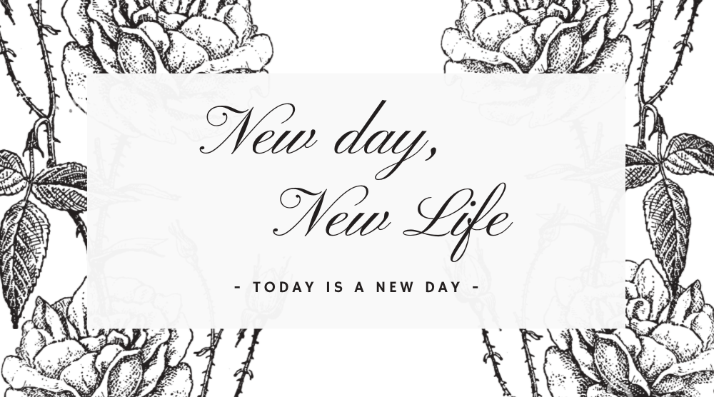 New Day, New Life