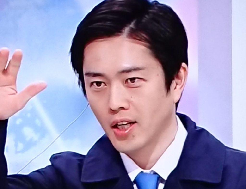 吉村知事 痩せた 激やせ 画像 イケメン かっこいい