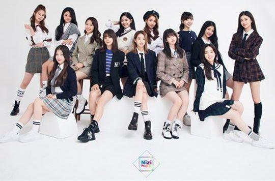 JYP Nizi Project 虹プロ ミイヒ かわいい 韓国人 日本人 画像