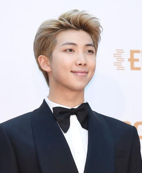 BTSメンバー RM