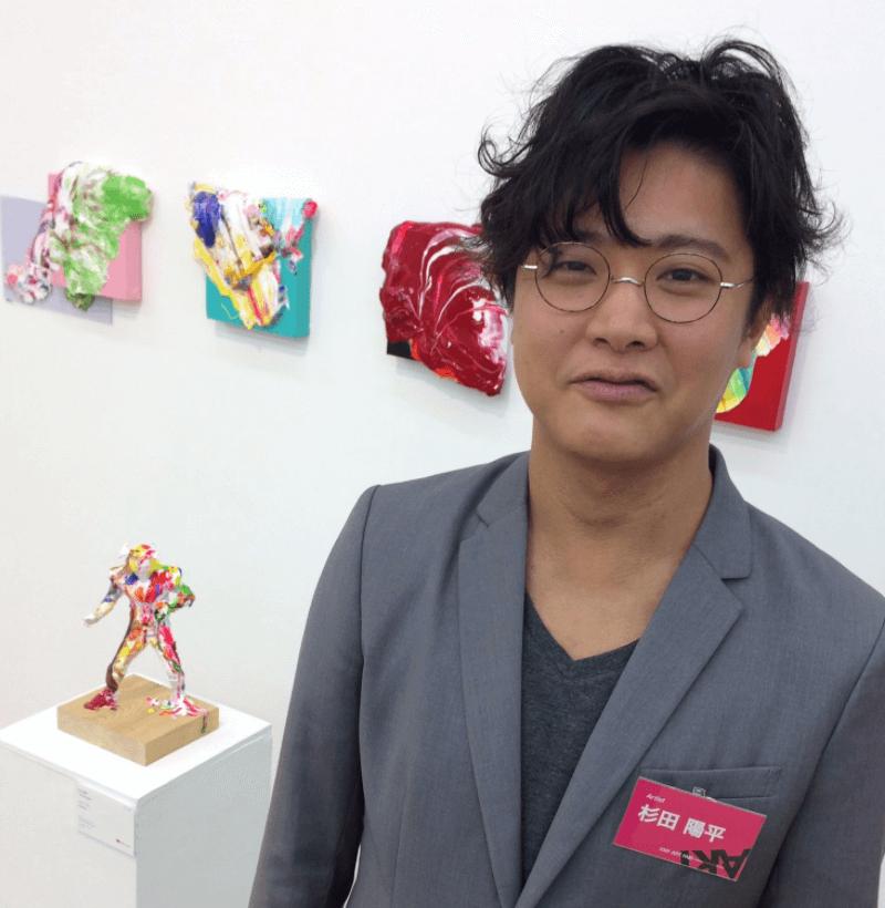 バチェロレッテ杉田陽平(画家)