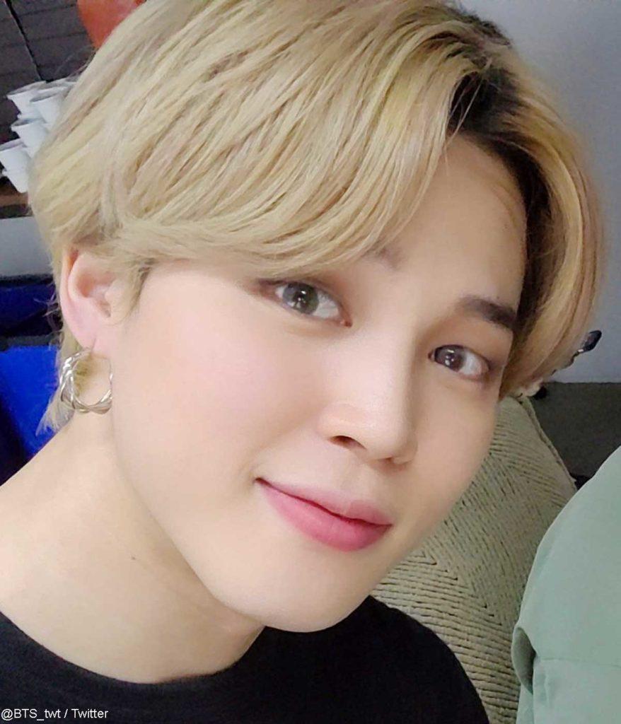 BTSメンバー JIMIN