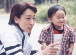 橋本聖子 子供 名前 年齢