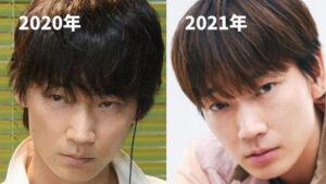 綾野剛 目が変わった 顔 整形