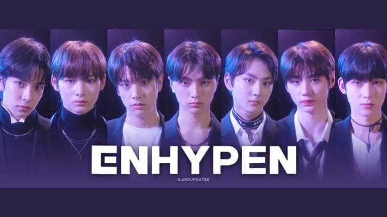 ENHYPEN メンバー プロフィール 人気身長年齢順
