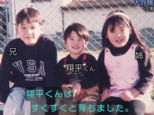 大谷翔平 両親 父親 母親